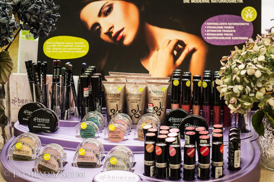 Cosmética Natural – Maquillaxe Ecolóxico Moderno
