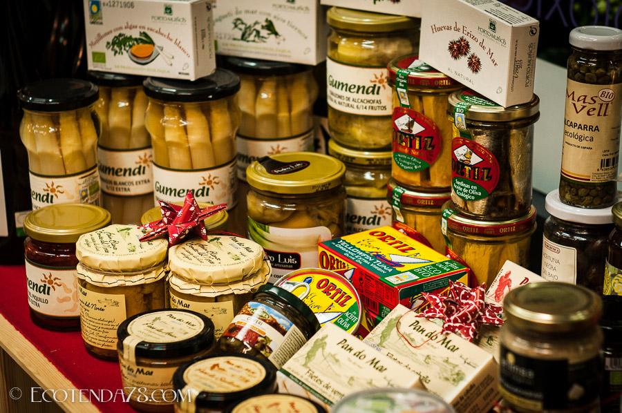Produtos de Nadal na Ecotenda