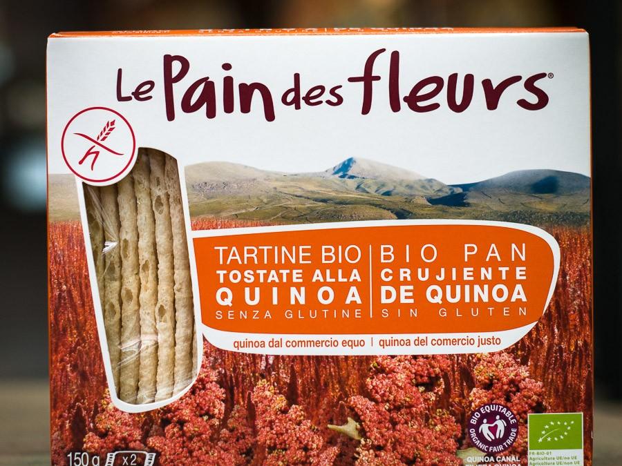 Pan de Flores – Panes sin gluten