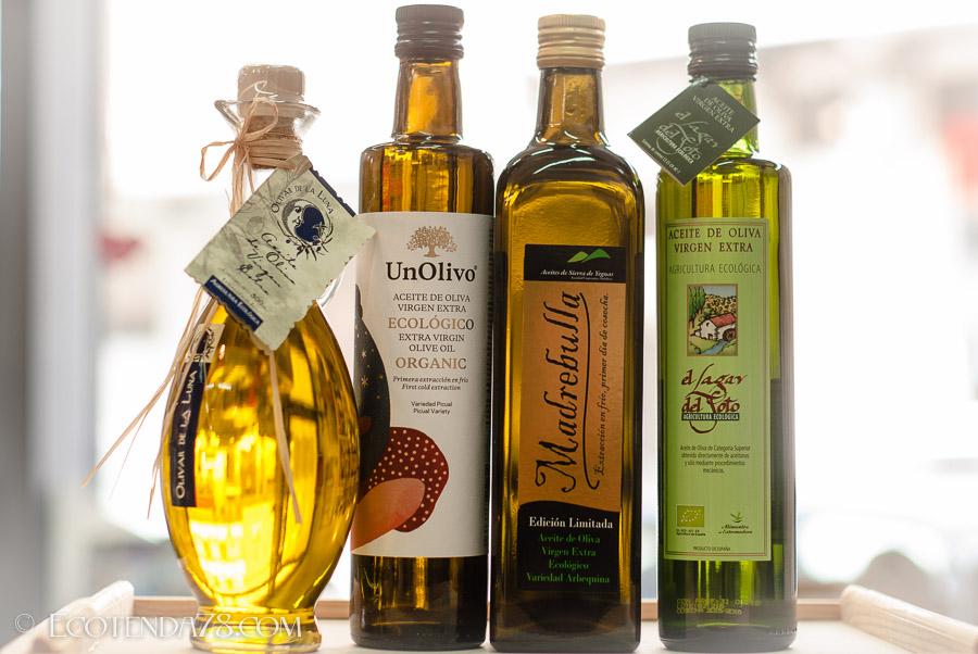 Aceites de Oliva – Degustación o xoves 9 de xuño