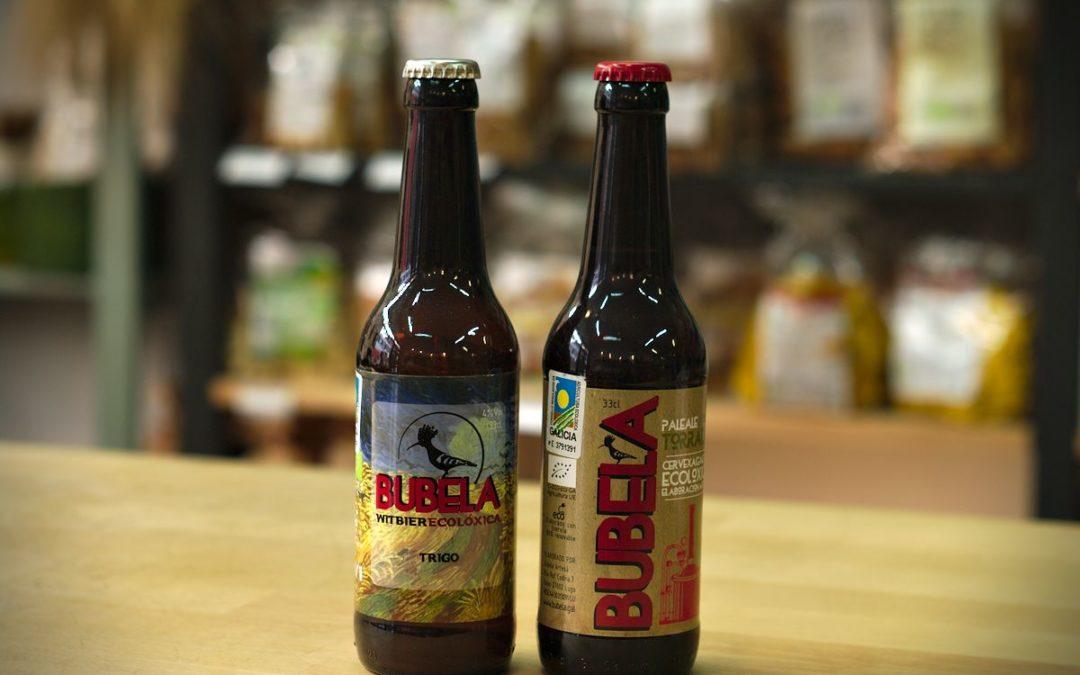 Bubela: Cervexa Ecolóxica Artesá, de Lugo