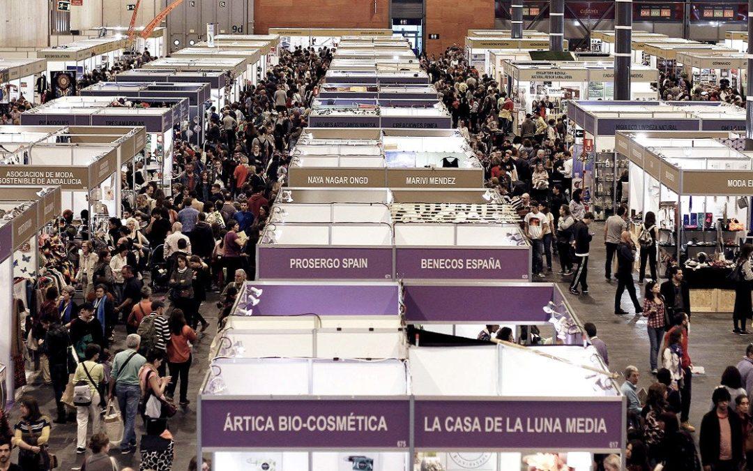 Visita a Biocultura Madrid 2017