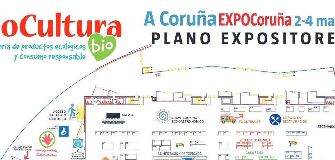 Feira Biocultura, este fin de semana en A Coruña