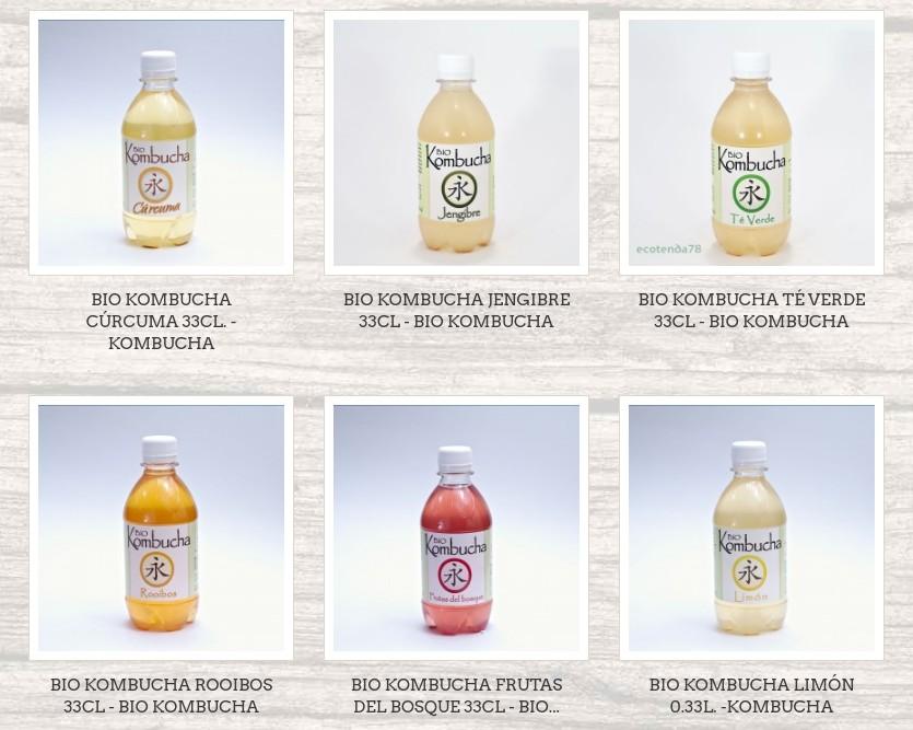 Kombucha: unha bebida para sentirse ben