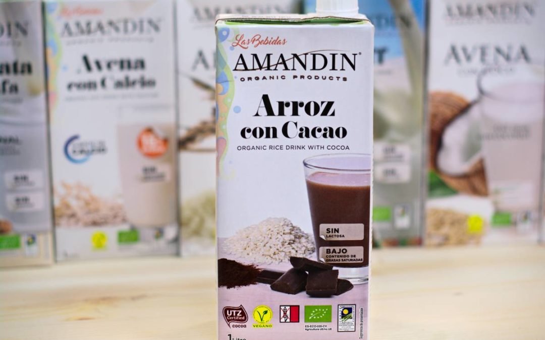 Oferta: Bebida de Arroz con Cacao