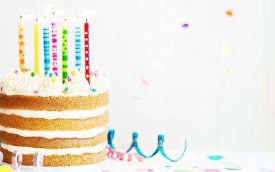 Estamos de aniversario!!