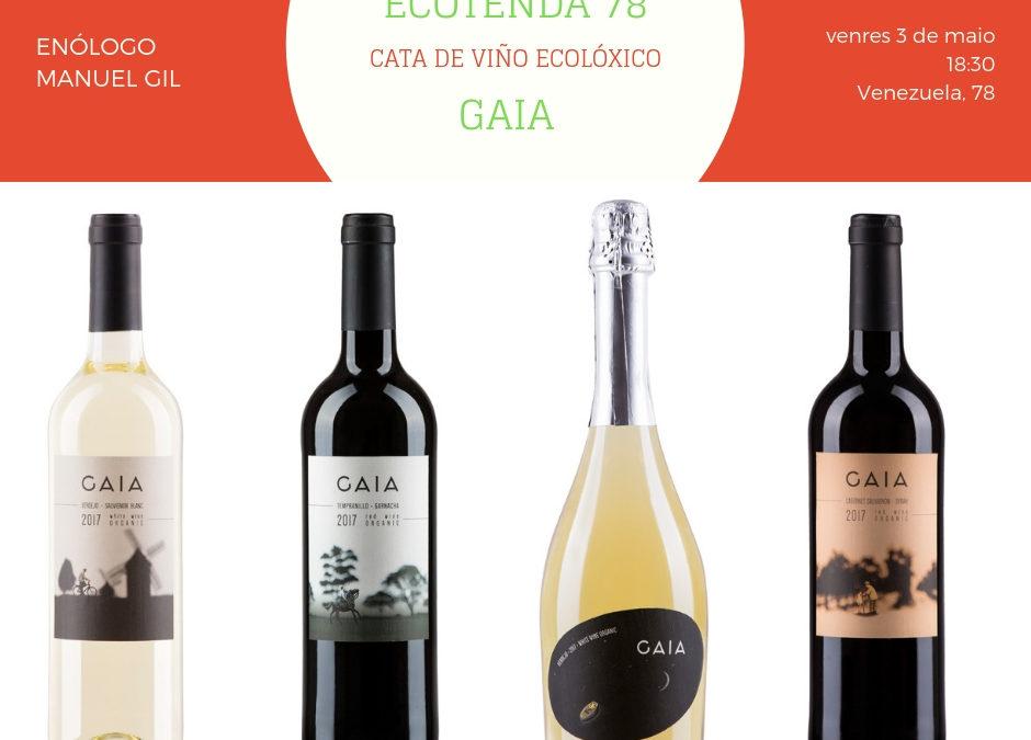 Cata de Viños - Ecotenda78
